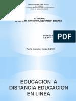 EDUCACION EN LINEA YESA.pptx