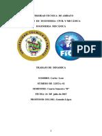 TRABAJO DE  DINAMICA.docx