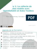 Module1-Introduction Collecte de Données Mobile