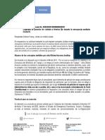 05EE2020120300000020307  LEGALIDAD DE PREAVISO TERMINACION DE CONTRATOS LABORALES DURANTE COVID 19