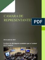 CAMARA DE REPRESENTANTES.pptx