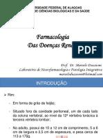 Farmacologia das Doenças Renais