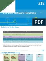 ZTE CORE Roadmap V5