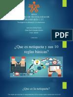 Presentacion Diapositivas Netiqueta