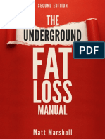 The Underground Fat Loss Manual 2nd Edition