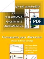 TREINAMENTO FERRAMENTAS MANUAIS 2