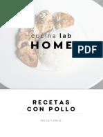 Recetas con Pollo - Cocina Lab Home.pdf