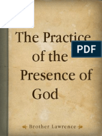The practice of the presence of God, being conversations and letters of Nicholas Herman of Lorraine, Brother Lawrence by Lawrence, of the Resurrection  Brother (z-lib.org).epub.pdf