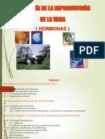 Fisiología de la Reprod - Hormonas