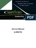 2 Service Manual - LG -Lw60 Lw70