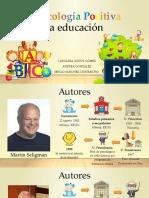 Psicología Positiva presentacion