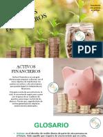 Activos Financieros Af
