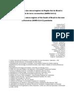 emer et al 2020 covid19 - sul  preprint