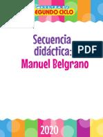 SECUENCIA DIDACTICA SEGUNDO CICLO BELGRANO.pdf · versión 1