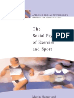 The Social Psychology of Exercise and Sport 2005[ for Lydia