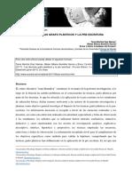 2017.FCHS. LAS TECNICAS GRAFO PLASTICO Y LA PRE ESCRITURA