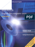 Infotech English for Computer Users - Student's Book 4th Edition