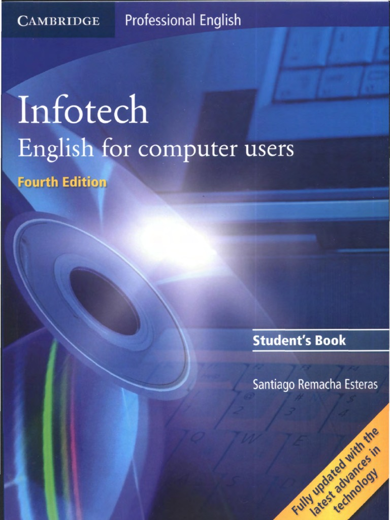 Infotech English For Puter Users Student S Book 4th Edition