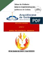 Cifras do Folheto da Arquidiocese de Goiania
