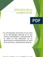 ANTROPOLOGIA DE LA ALIMENTACIÓN