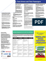 Teen Driver Broch PDF