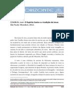COMBLIN_Jose_O_Espirito_Santo_e_a_tradicao_de_Jesu