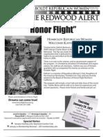 HRWFJanuary2011 Redwood Alert