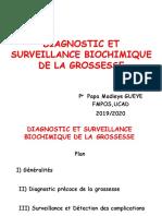 Diagnostic et surveillance de la grossesse-1