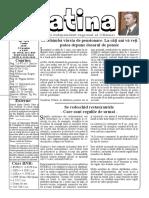 Datina - 7.07.2020 - prima pagină