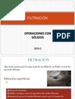 Presentación Filtración