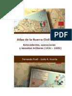 Puell De La Villa Fernando Y Huerta Barajas Justo - Atlas De La Guerra Civil Española.doc