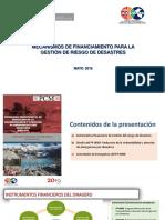 6.Mecanismos de Financiamiento para la GdRD_Dra.Katherine Gonzales Calienes
