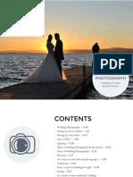 Wedding Photography ShortGuide