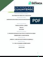 2.1 Proceso de Análisis Cualitativo o Cuantitativo Según Corresponda La Investigació_García_Franklin