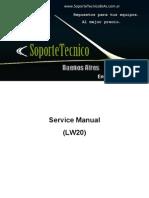 5 Service Manual - LG -Lw20