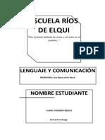 modulo 6 lenguaje primero
