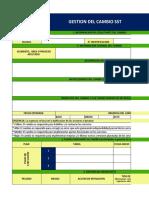 SGSST-F06 FORMATO GESTION DEL CAMBIO