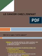C1. Le cancer chez l'enfant.ppt