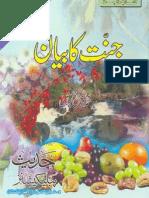 Jannat Ka Bayaan-Iqbal Kilanii