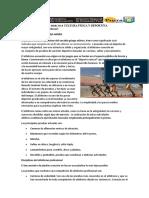 UNIDAD DIDACTICA CULTURA FÍSICA Y DEPORTIVA atletismo