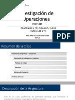 CONTENIDO Y POLíTICAS DEL CURSO - INDG1040 (1)