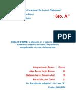 Derechos sexuales y Humanos en Guatemala (2)