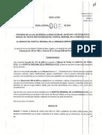 Resolución No. 005 de 2019 (2)