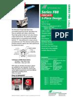 F88Series(B16.34)-20200416