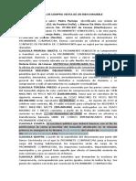 PROMESA DE COMPRA VENTA DE UN BIEN INMUEBLE L.M