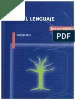 El lenguaje - George Yule