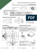 Manual MotionDetector Ed2 - Datasheet.pdf