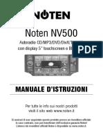 Noten Stereo nv500