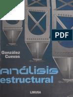 Oscar González Cuevas - Análisis Estructural.pdf