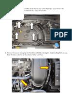 FMDV22 - 15 TSI Dump Valve Kit instructions